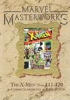 Marvel Masterworks, Volume 024: The Uncanny…