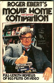 Roger Ebert's Movie Home Companion:…