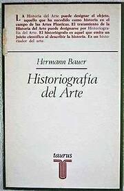 Historiografía del arte :…