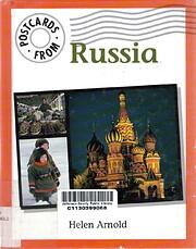 Russia (Postcards from) von Helen Arnold