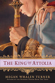 The King of Attolia (The Queen's Thief, Book…