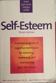 Self-Esteem: A Proven Program of Cognitive…