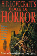 H.P. Lovecraft's Book of Horror by H. P.…