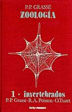 Zoología. T. 1, Invertebrados by…