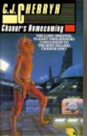 Chanur's Homecoming av CJ Cherryh