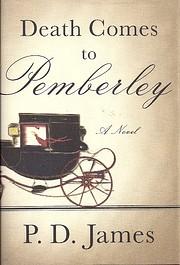 Death Comes to Pemberley af P. D. James