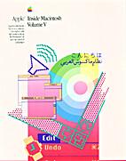 Inside Macintosh, Volume V by Inc. Apple…