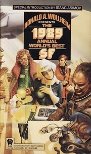 The 1989 Annual World's Best SF – tekijä:…