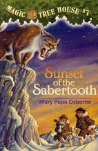 Sunset of the Sabertooth by Mary Pope…