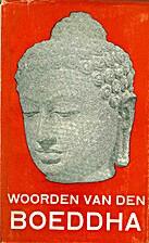 Boeddha by ir j.A. Blok