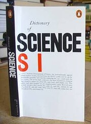 Dictionary of Science, The Penguin (Penguin…