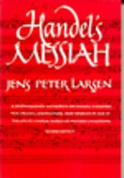 Handel's Messiah : origins, composition,…