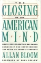 The closing of the American mind : how…