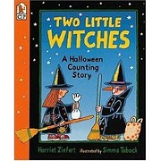 Two Little Witches: A Halloween Counting…