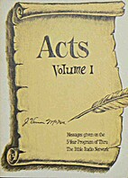 Acts Volumes I and II Complete Paperback Set…