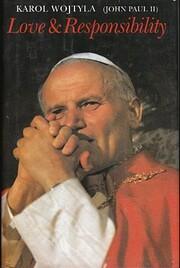 Love and Responsibility af Pope John Paul II