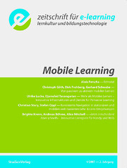 Mobile learning av Alois Ferscha