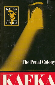 The Penal Colony, Stories and Short Pieces…