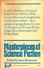 Masterpieces of Science Fiction – tekijä:…