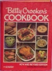Betty Crocker's Cookbook: Including…