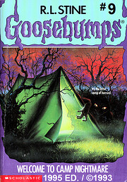 Goosebumps: Welcome to Camp Nightmare par R.…