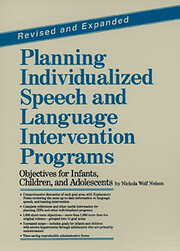 Planning Individualized Speech and Language…