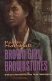 Brown Girl, Brownstones – tekijä: Paule…