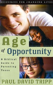 Age of Opportunity: A Biblical Guide to…