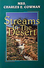 Streams in the Desert by Charles Cowan