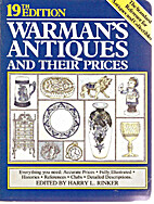 Warman's Antiques and Their Current Prices…