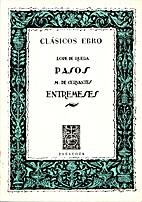 Lope de Rueda - Pasos / Miguel de Cervantes…