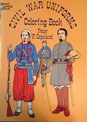 Civil War Uniforms Coloring Book (Dover…