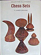 Chess Sets (Collector's Blue Books) by F.…