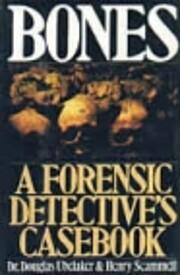 Bones, a forensic detective's casebook por…