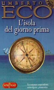 L' isola del giorno prima av Umberto…