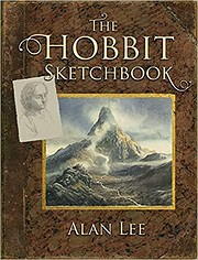 The Hobbit sketchbook av Alan Lee