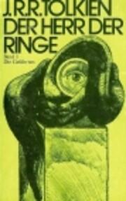 Der Herr der Ringe. 3 Bde.: Die…