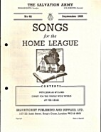 Songs for the Home League - With Jesus As…