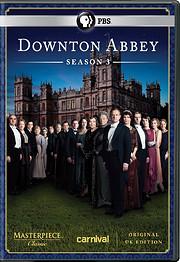 Masterpiece Classic: Downton Abbey Season 3…