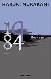 1q84; Boek een; april - juni av Haruki…