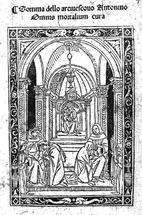 Somma dello arciuescouo Antonino Omnis…
