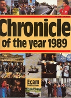 Chronicle of the Year 1989 by Henrietta…