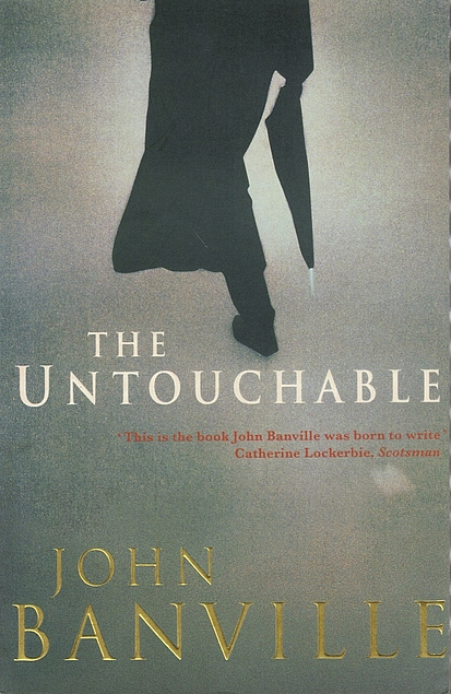 The Untouchable cover
