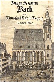 Johann Sebastian Bach and Liturgical Life in…