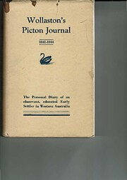 Wollaston's Picton Journal (1841-1844).…