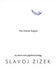 The Ticklish Subject: The Absent Centre of…
