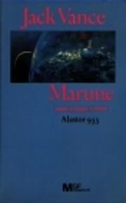 Marune : Alastor 933 por Jack Vance