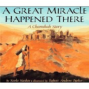 A Great Miracle Happened There: A Chanukah…