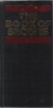 The Book of Secrets (The Book of Secrets)