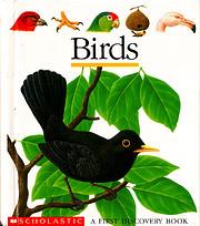Birds First Discovery Books – tekijä:…